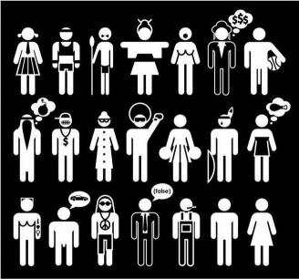 Стереотип о девушках фото