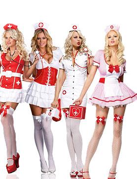 Секс с ролевыми играми в медсестру