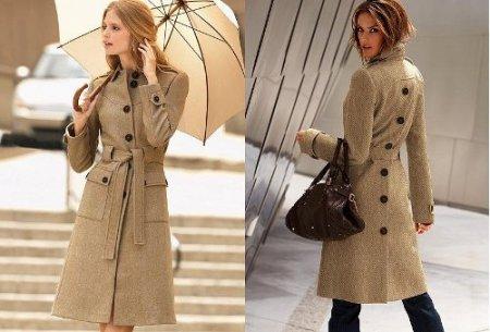 3beb56dc7ccbc9 Правильный выбор женского осеннего пальто: что нужно учесть